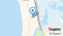 Зори Анапы на карте