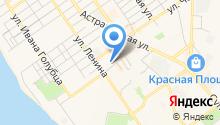 БОНУС OUTLET на карте