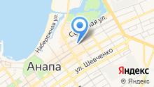 7 Новороссийск, FM 107.8 на карте