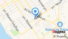 Anapastroy на карте