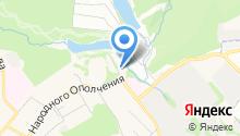 Sdv-Ski на карте
