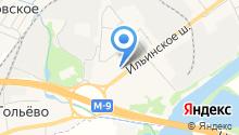 Альянс ТУРЫ.ру на карте