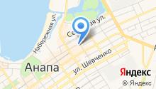Банкомат, Банк ЗЕНИТ Сочи на карте