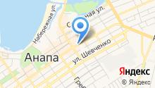 Банк Первомайский, ПАО на карте