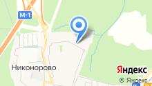 Newйork на карте