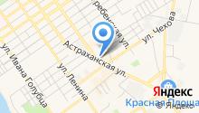 Адвокатский кабинет Цветкова А.В. на карте