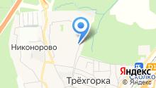 НОКС+ на карте