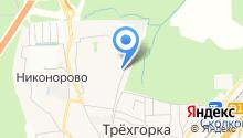 МедОК на карте