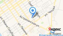 Станислав на карте