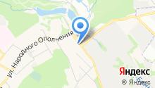 Администрация городского поселения Красногорск на карте