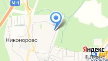 Наталия на карте