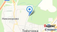 Изюмка на карте