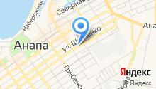 ВЕТВРАЧ на дом Анапа - Выезд ветеринарного врача на дом на карте