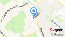 Красногорская Служба Оформления Недвижимости на карте