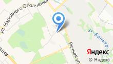 МОСШИНСЕРВИС на карте