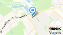 Автотин на карте