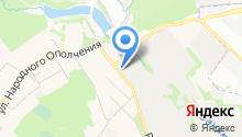Красногорский завод им. С.А. Зверева, ПАО на карте