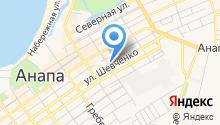 Дуплет на карте