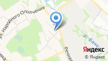 Московская областная коллегия адвокатов №88 на карте