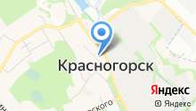 Музей Красногорского завода им. С.А. Зверева на карте