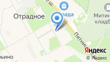 Проспер-СБ на карте