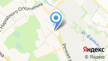 Контрольно-счётная палата Красногорского муниципального района на карте