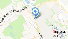 Прокуратура г. Красногорска на карте