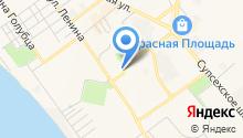 Узбекская Кухня на карте