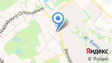 Красногорский городской суд на карте