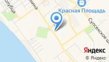 Инь-Янь на карте