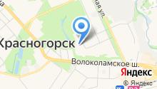 Медторгсервис на карте