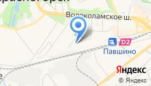 Дом красоты Елены Юрченко на карте