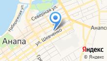 ГлавМебель на карте
