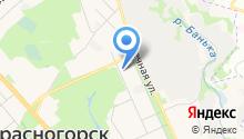 Адвокатский кабинет №1858 Адвокатской палаты Московской области на карте