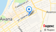Адаманд на карте