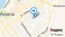 Арочка на карте