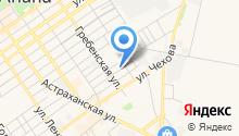 Табара Гани на карте