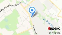 *авто м* на карте