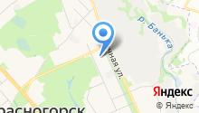 ГЛАВИНСТРУМЕНТ на карте