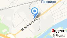 ЮниЛекс на карте