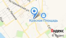 Юридический кабинет Андриасян М.Ф. на карте