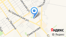 Hotelvip.ru на карте