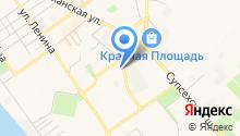 Анидент на карте