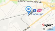 ЖЭУ-9 на карте