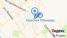 Всероссийский банк развития регионов на карте