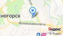 Мирмекс на карте