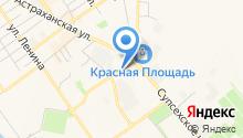 Управление Федеральной службы государственной регистрации, кадастра и картографии по Краснодарскому краю на карте