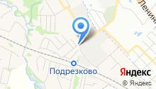 ТК ЛИЗИНГ на карте