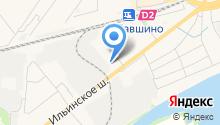 МилаТранс на карте