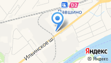 Красногорский государственный колледж на карте